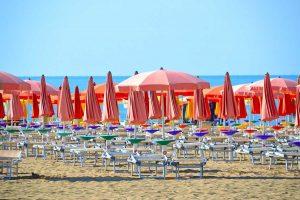 Spiaggia - Ombrelloni