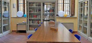 Ronciglione - La biblioteca comunale