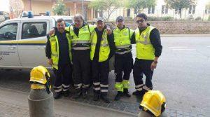 La protezione civile di Barbarano Romano