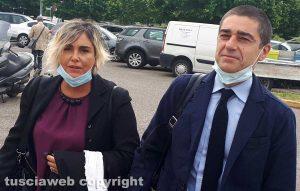 Daniele Fabrizi e Serena Gasperini