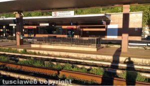 Orte - La stazione deserta
