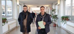 Forza civica Tarquinia a Unesco Resiliart Italy