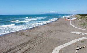 Montalto di Castro - La pulizia delle spiagge