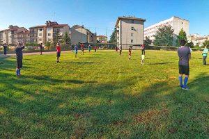 Sport - Baseball - Rams Viterbo - Il primo allenamento