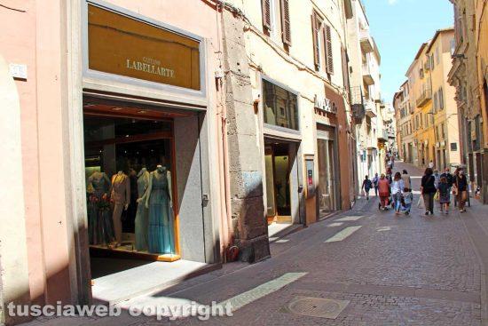 Viterbo - L'attività di Gaetano Labellarte