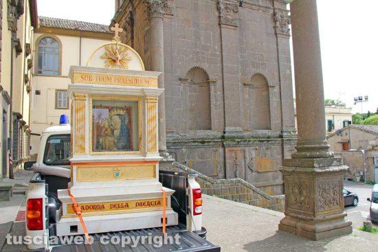 Viterbo - La Madonna della Quercia