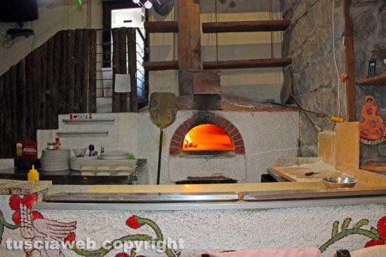 Viterbo - La pizzeria di Antonio Loria