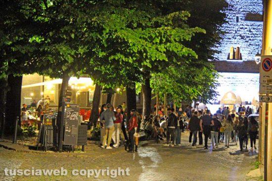Viterbo - Il primo sabato dopo l'emergenza