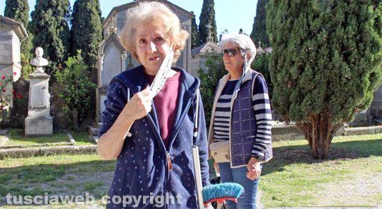 Viterbo - Rita e Annamaria Apolloni