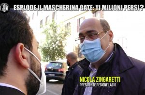 Le Iene - Antonino Monteleone e Nicola Zingaretti