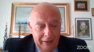 Consiglio comunale in videoconferenza - Mario Quintarelli