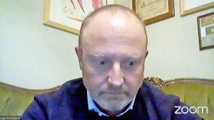 Consiglio comunale in videoconferenza - Luigi Maria Buzzi