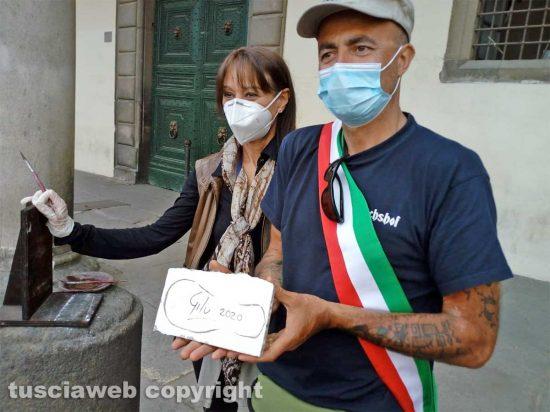 Viterbo - Gianluca Bacchetta e Cinzia Chiulli