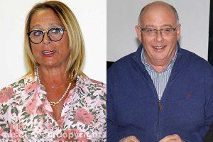 Donatella Salvatori e Mario Quintarelli