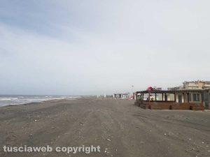 Tarquinia - Primo maggio, spiaggia