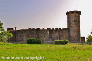 Montalto di Castro - Il castello di Vulci