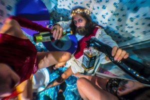 """Icastico - Il set di """"Cristo"""""""