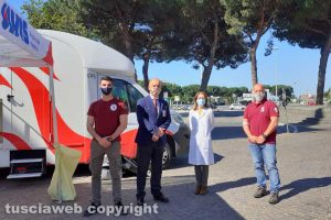 L'Anpd'I Viterbo dona sangue