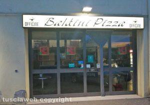 Viterbo - Baldini pizza in strada Teverina
