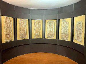 Ischia di Castro - Le opere in mostra al museo civico