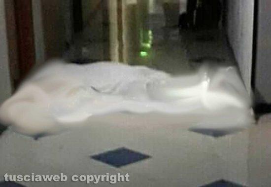 L'omicidio di Orte riportato da giornali e social in Nigeria