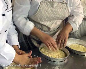 I ragazzi speciali al Progetto Cucina dell'Orioli