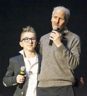Alessandro Pirolli e Paolo Moricoli