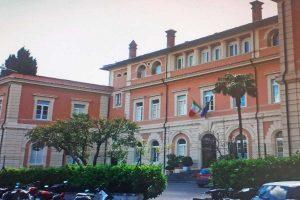 Viterbo - Il complesso scolastico Cardinal Ragonesi