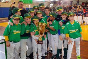 Sport - Baseball - Montefiascone - L'under 12