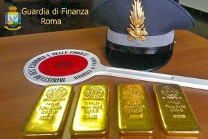 Roma - Guardia di finanza - Operazione Mago