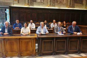 Viterbo - Firmato il protocollo tra comune, Unitus, Fiaip e Fimaa