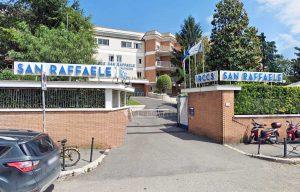 Roma - L'istituto San Raffaele Pisana