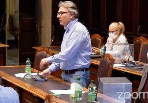 Viterbo - Consiglio comunale - Francesco Serra