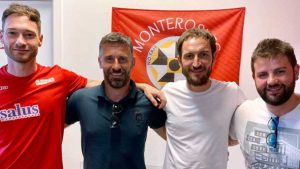 Staff tecnico del Monterosi