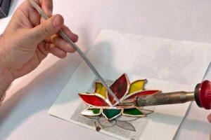 Civita Castellana - La visita allo studio d'arte Bell'Ornato