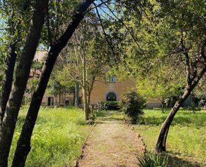 Vetralla - L'ex convento settecentesco dove saranno organizzati gli eventi di Officina Meraviglia