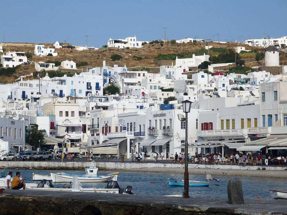 Ragazza morta a Mykonos, a seguito di un grave incidente