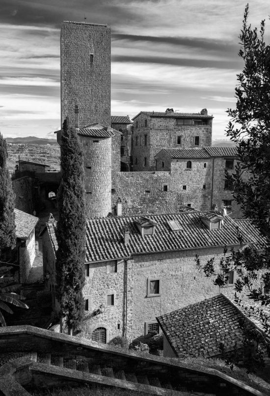 Bassano in Teverina - La foto di Carlo Deviti - Secondo classificato