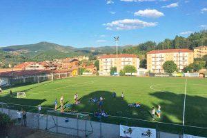 Sport - Calcio - Il comunale di Cascia
