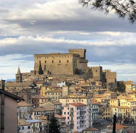 Soriano nel Cimino - La foto di Francesca Proietti Serafini - Terzo classificato