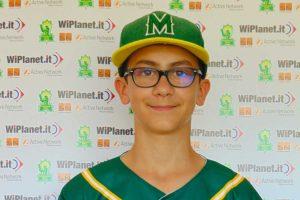 Sport - Baseball . Montefiascone - Emanuele Ceccariglia