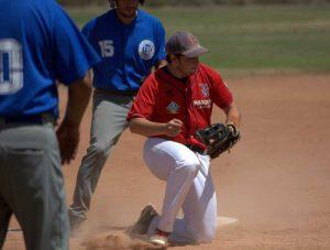 Sport - Baseball - La gara tra Rams e Latina