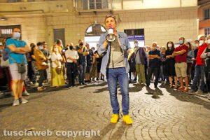 Viterbo - La passeggiata racconto dedicata a Federico Fellini