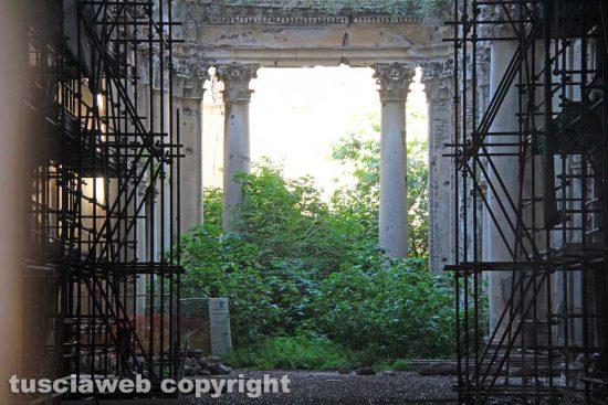 Viterbo - Unitus - La chiesa di Santa Maria in Gradi