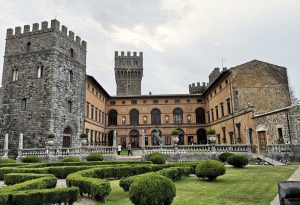 Acquapendente - Castello di Torre Alfina
