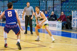 Sport - Pallacanestro - Stella azzurra - Luca Baldelli