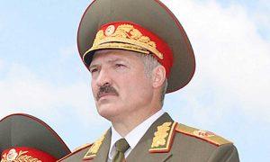 Aleksandr Lukashenko, presidente della Bielorussia