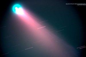 La cometa Neowise