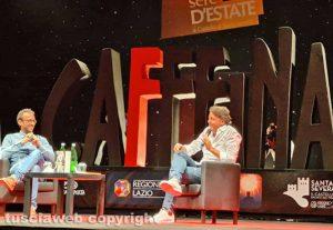 Santa Severa - Caffeina fa il pieno con Matteo Renzi