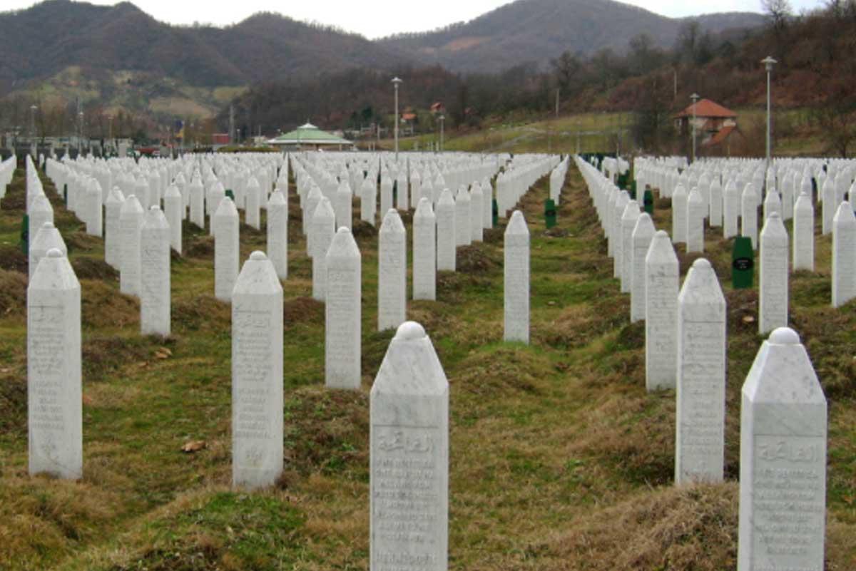 Cremona, 25° anniversario del genocidio di Srebrenica